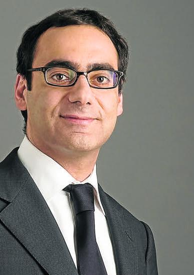Robert Vassoyan : General Manager (Directeur General), Cisco France
